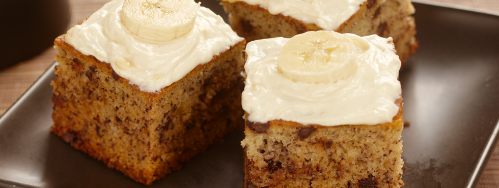 Banana Chip Cake | Recipes