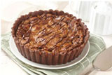 Black Bottom Chocolate Pecan Pie