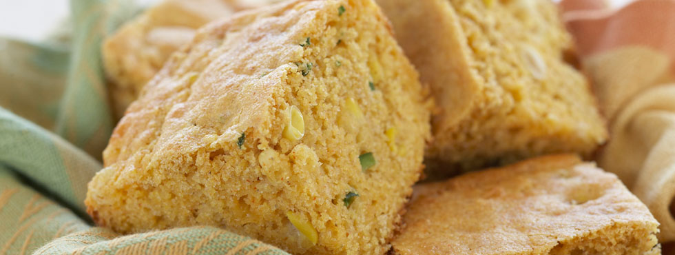 Hot'n Spicy Cornbread | Recipes