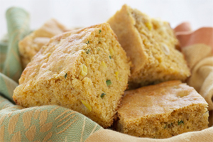 Hot'n Spicy Cornbread