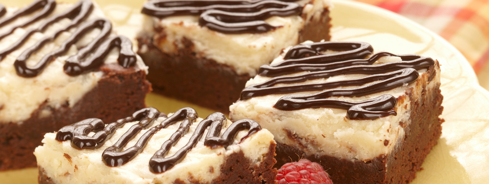 Cheesecake Brownies | Recipes