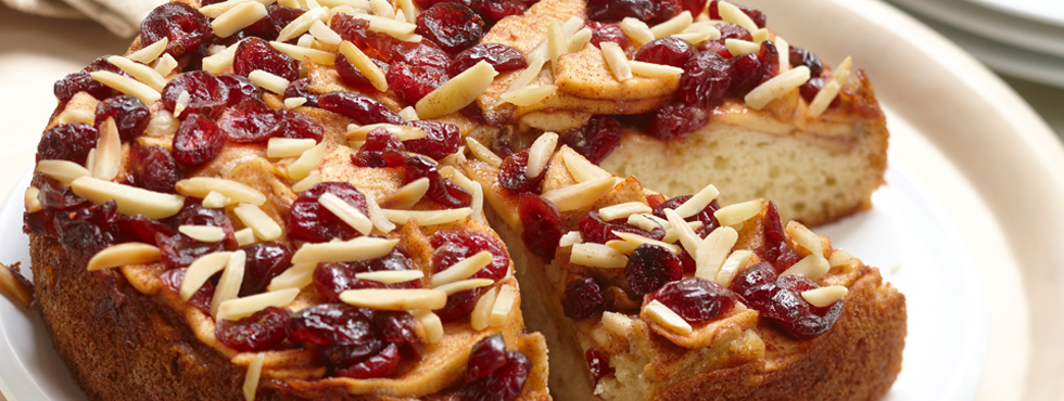 Apple Cranberry Coffeecake | Recipes