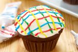Designer Chocolate Cupcakes