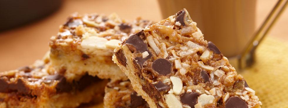 Magic Chocolate Toffee Bars   Recipes
