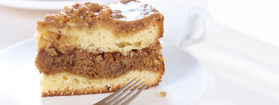 Mocha Coffee Cake | Recipes