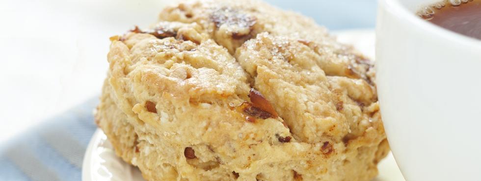 Date Pecan Scones | Recipes