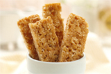 Oatmeal Sesame Bars