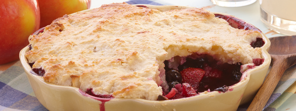 Summer Cobbler | Recipes