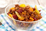 Honey Granola Trail Mix