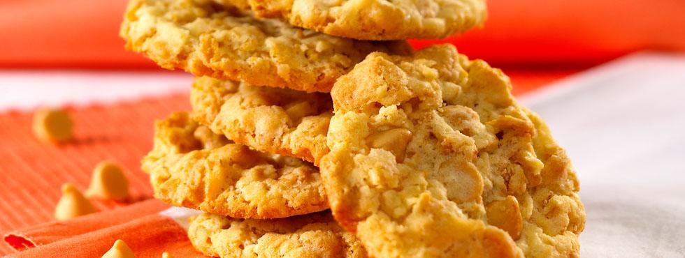 Crunchy Butterscotch Cookies   Recipes