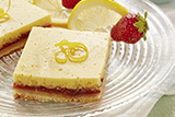 Strawberry Lemon Slices
