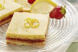 Strawberry Lemon Slices
