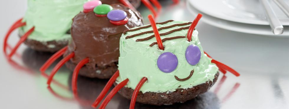 Caterpillar Cupcake | Recipes
