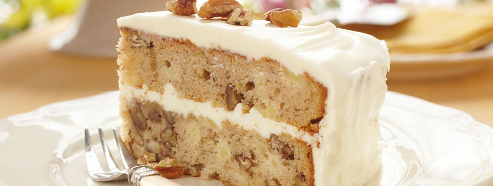 Hummingbird Cake | Recipes