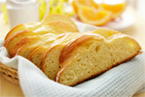 Orange Scented Easter Bread