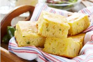 Spicy Corn Bread