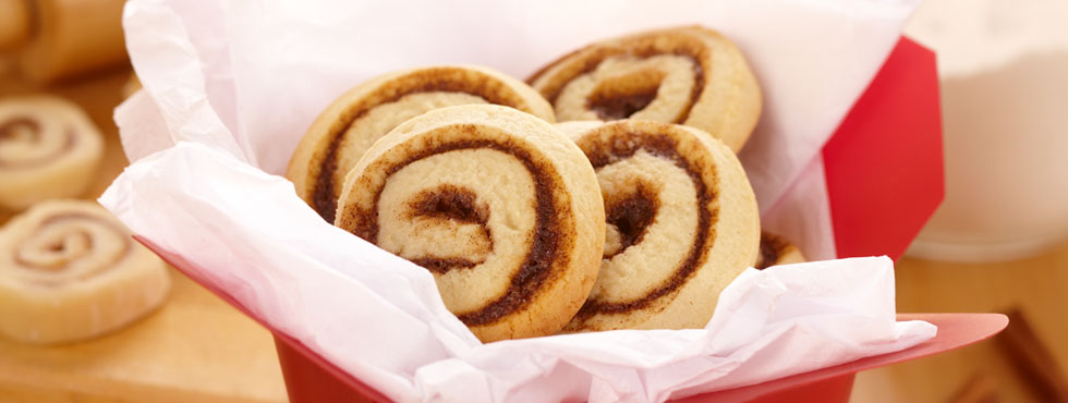 Cinnamon Spirals | Recipes