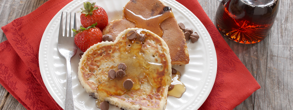 Chocolate Chip Pancakes | Recipes