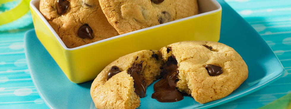 Home / Recipes / Cookies / Chocolate / Chocolate Surprise Cookies