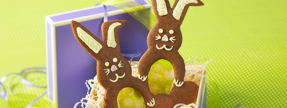 Hopping Chocolate Bunnies | Recipes