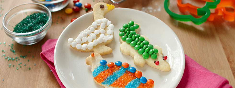 Candy Animal Cookies | Recipes