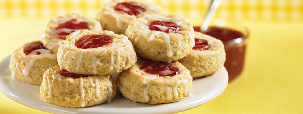Jammy Scones | Recipes