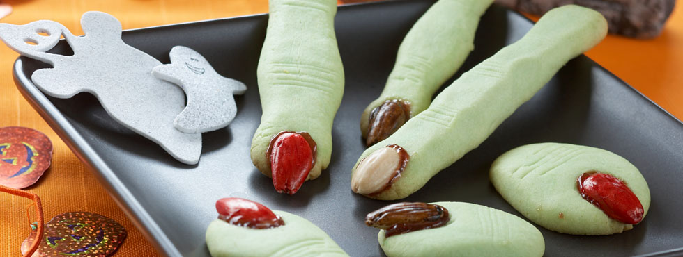 Ogre's Toes and Witch's Fingers | Recipes
