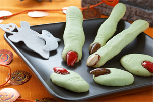 Ogre's Toes and Witch's Fingers