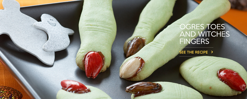 Ogre s Toes and Witch s Fingers