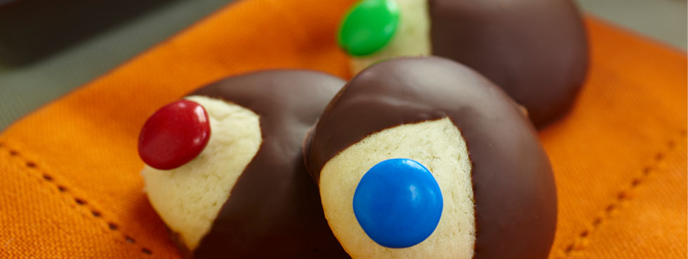 Eyeball Cookies | Recipes