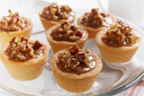 Gooey Butterscotch Pecan Tarts