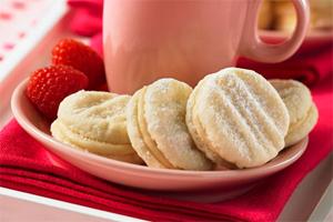 Vanilla Sandwhich Cookies