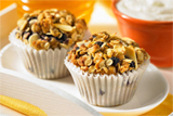 Honey Multigrain Muffins