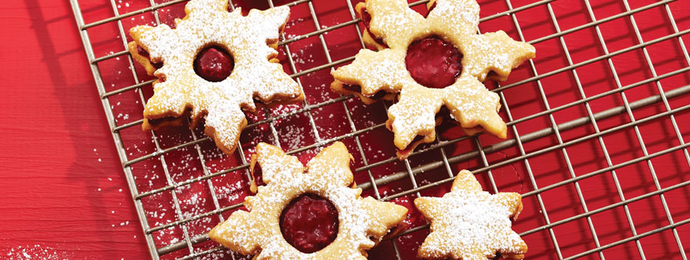 Classic Linzer Cookies | Recipes