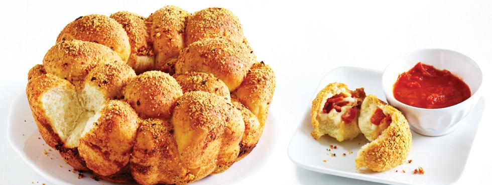 Monkey Pizza Bread | Recipes