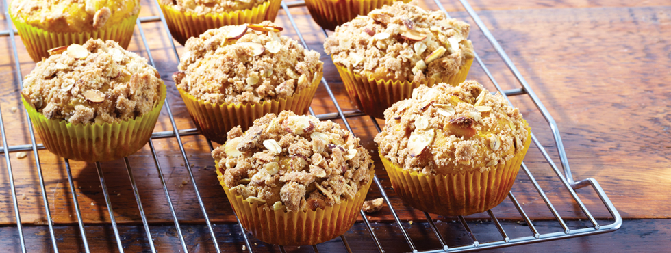 Pumpkin Spice Muffins | Recipes