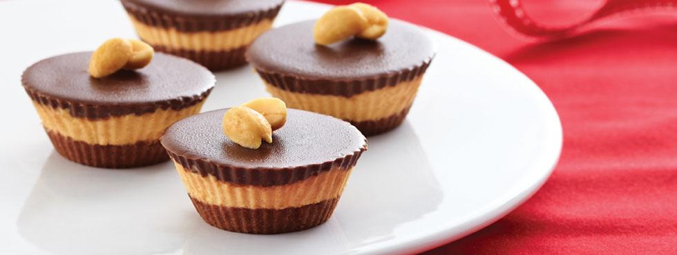Chocolate PB Bites | Recipes