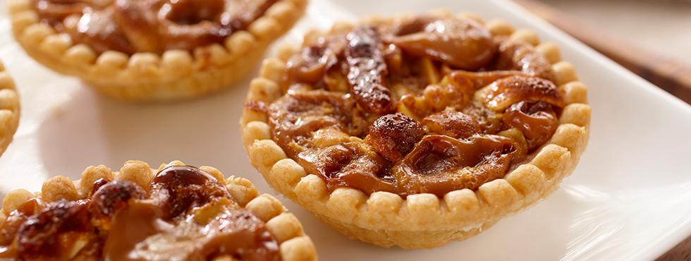 Dulce de Leche Nut Tart | Recipes