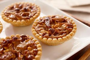 Dulce de Leche Nut Tart