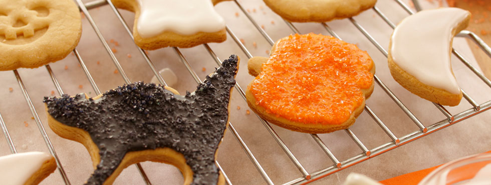 Halloween Cookies | Recipes