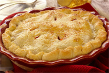 The Perfect Flaky Pie Crust – Deep Dish Double