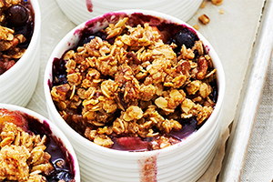 Orchard and Berry Fruit Crisp