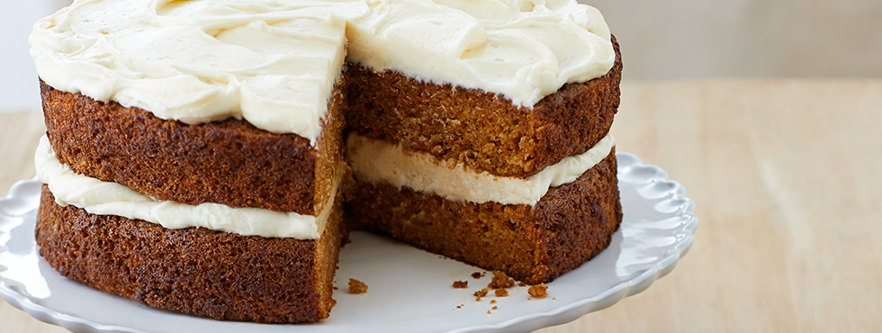 Classic Carrot Cake | Recipes