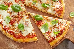 Gluten Free* Pizza Margarita