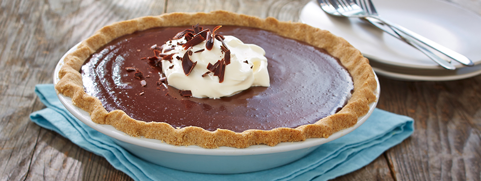 Gluten Free* Chocolate Cream Pie | Recipes