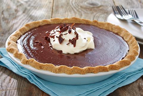 Gluten Free* Chocolate Cream Pie