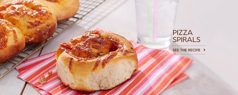 Pizza Spirals