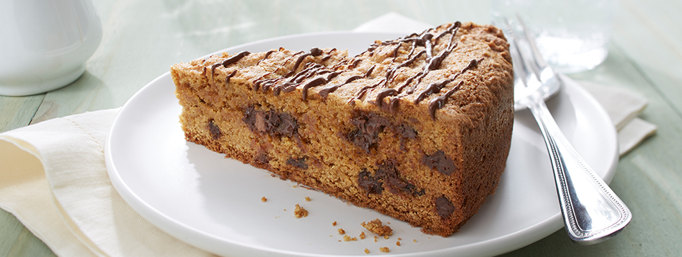 Chocolate Chip Cookie Cake | Recipes