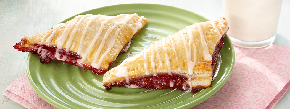 Easy Berry Turnovers | Recipes
