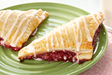 Easy Berry Turnovers